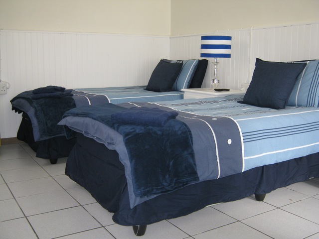 Jetty Self-catering Accommodation Swakopmund Cottage 1 Twin Beds